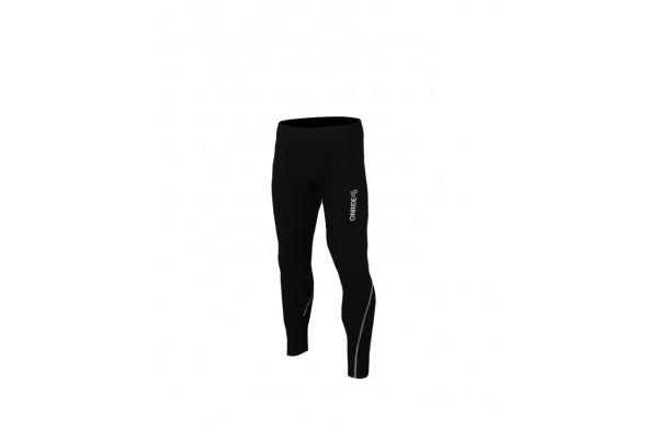 Велоштаны зимние с памперсом ONRIDE Bark цвет черный
