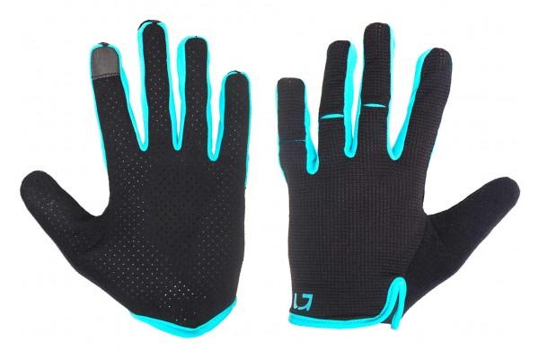 Перчатки Green Cycle Punch с закрытыми пальцами