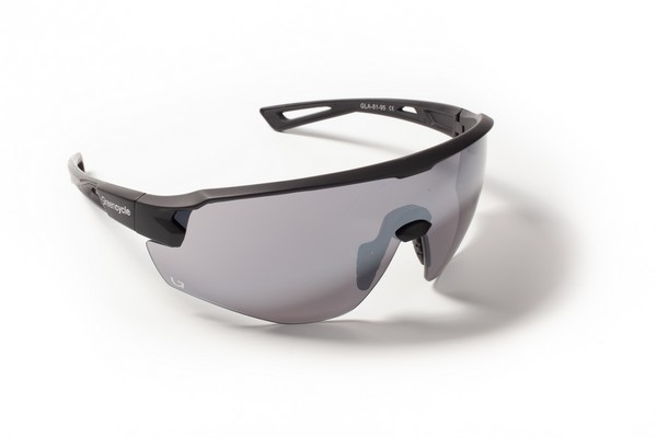 Очки Green Cycle ROCX с фотохромной и зеркальной линзами, черные