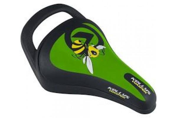 Сідло дитяче KLS Wasper зелений