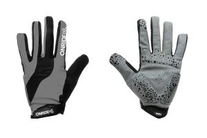 Перчатки ONRIDE Long цвет Серый / Черный