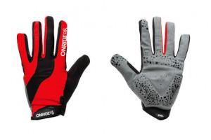 Перчатки ONRIDE Long цвет Красный / Черный