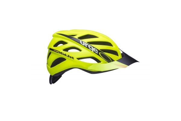 Шлем Urge MidJet желтый S 48-55см подростковый