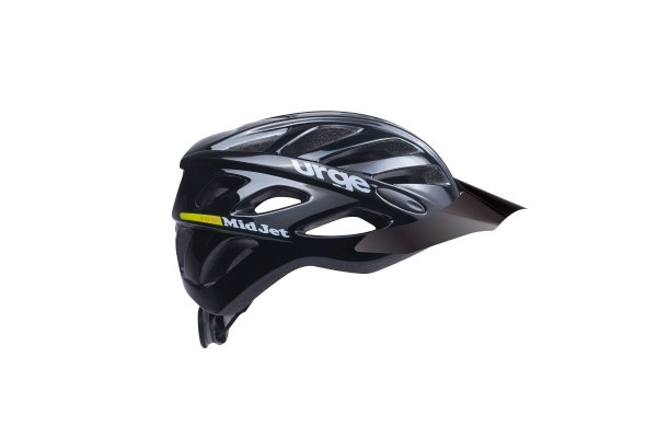Шлем Urge MidJet чёрный S 48-55см подростковый