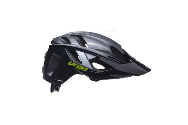 Шлем Urge TrailHead чёрный L/XL, 58-62см