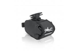 Сумка подседельная XLC BA-W22, черно-серая