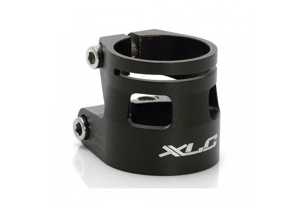 Хомут-переходник XLC PC-B04, Ø34.9мм - Ø31.6мм, черный