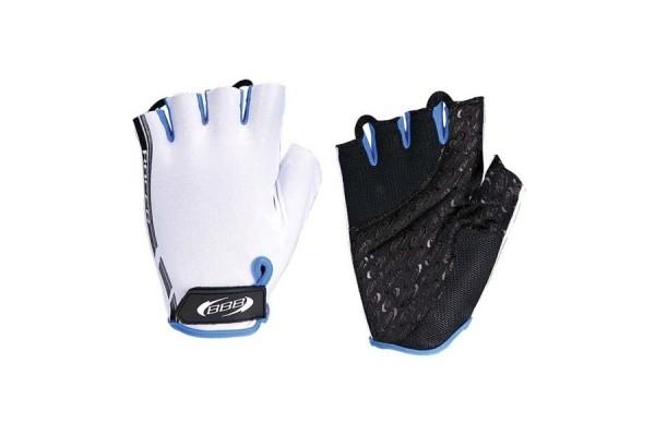 Перчатки BBB Racer бело-синий (8716683080155)