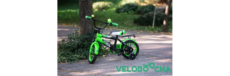 Первый велосипед для ребенка. Каким он должен быть?