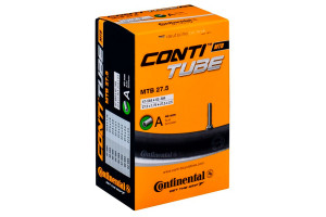 """Камера Continental MTB Tube 27.5"""" A40 RE [47-584->62-584]"""