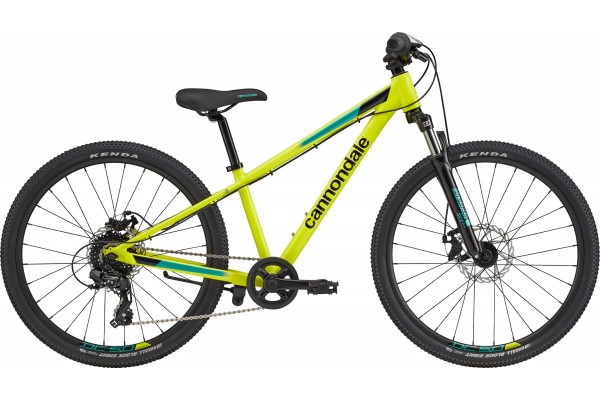 """Велосипед 24"""" Cannondale TRAIL GIRLS OS 2021 NYW"""