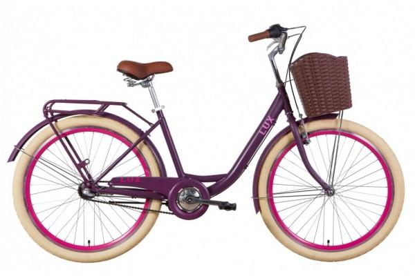 "Велосипед 26"" Dorozhnik LUX планет. 2021"