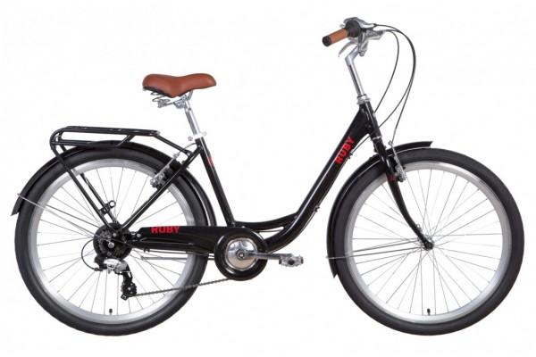 "Велосипед 26"" Dorozhnik RUBY 2021"