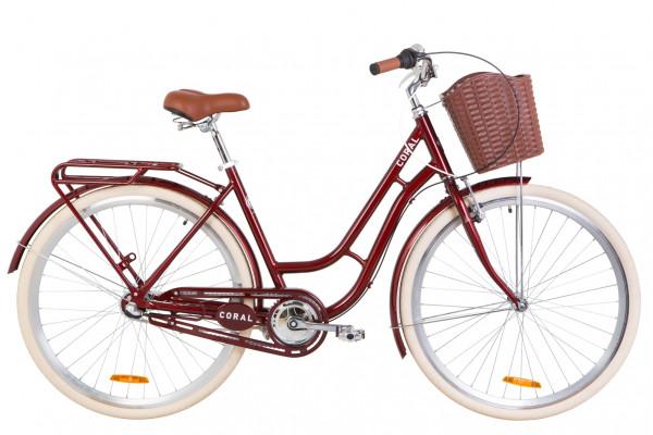 """Городской велосипед Dorozhnik Coral планетар. 28"""""""