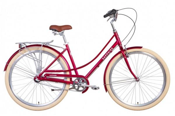 "Велосипед 28"" Dorozhnik SAPPHIRE планет. 2021"