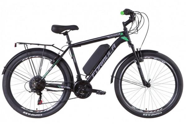 """Электровелосипед 26"""" Formula MAGNUM 350Вт 36В редуктор. дисплей, САП, 12.5Ач с крепл. на раму, 2021"""