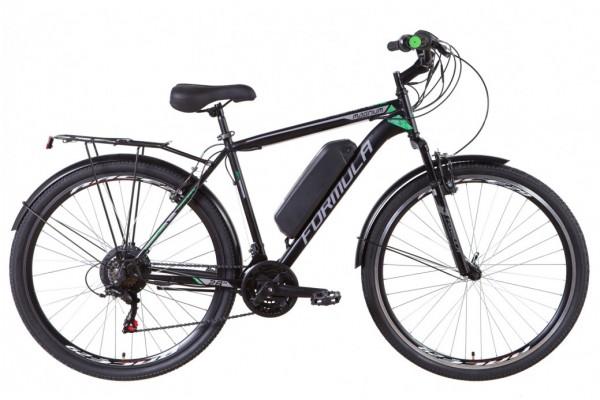 """Электровелосипед 28"""" Formula MAGNUM 500Вт 48В редуктор. дисплей, САП, 12.5Ач с крепл. на раму, 2021"""