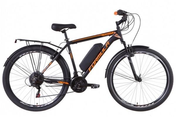"""Электровелосипед 28"""" Formula MAGNUM 350Вт 36В редуктор. дисплей, САП, 12.5Ач с крепл. на раму, 2021"""