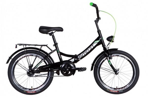 """Велосипед 20"""" Formula SMART с фонарём 2021"""