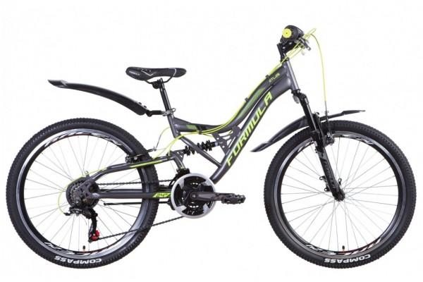 """Велосипед 24"""" Formula ATLAS 2021"""