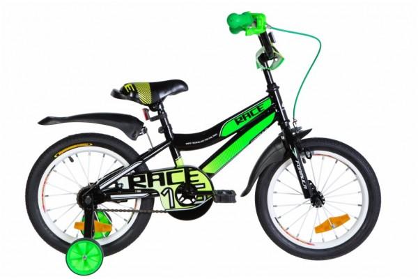 """Велосипед 16"""" Formula RACE с багажником 2019"""