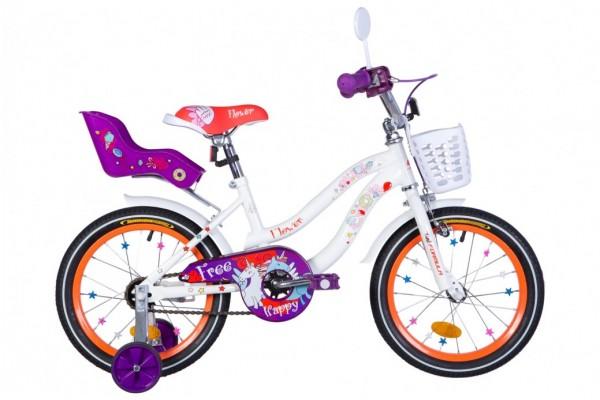 """Велосипед 16"""" Formula FLOWER PREMIUM 2021"""