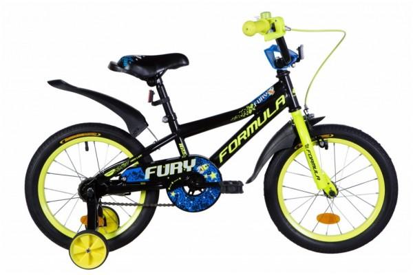 """Велосипед 18"""" Formula STORMER 2021"""