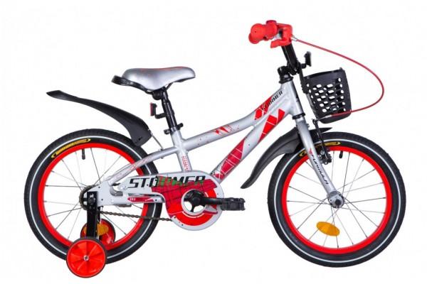 """Велосипед 16"""" Formula STORMER 2021"""
