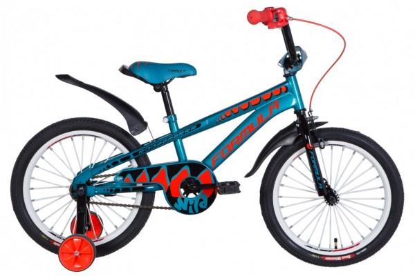 """Велосипед 18"""" Formula WILD 2021"""
