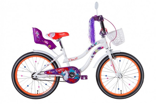 """Велосипед 20"""" Formula FLOWER PREMIUM 2021"""