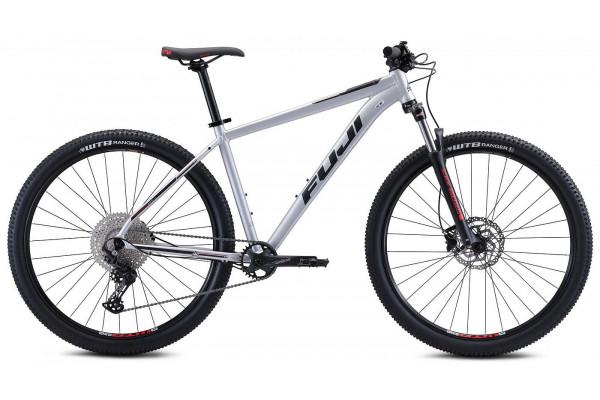 Велосипед Fuji NEVADA 29 1.3 SATIN SILVER 2021, L