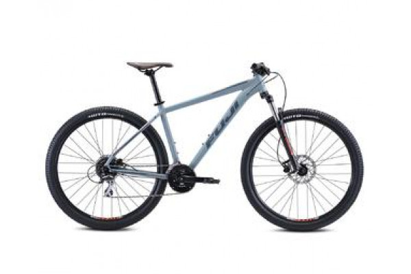 "Велосипед 27,5"" Fuji NEVADA 1.7 19 2021 Satin Grey, L"