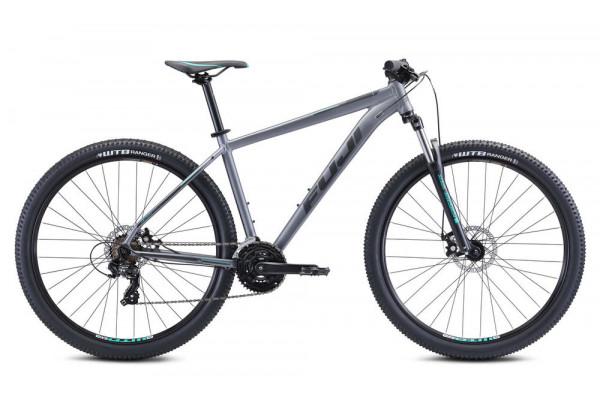 Велосипед Fuji NEVADA 27.5 1.9 SATIN GRAPHITE 2021