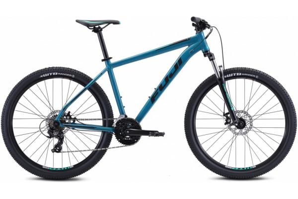 Велосипед Fuji NEVADA 27.5 1.9 DARK TEAL 2021