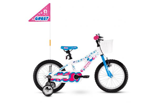 "Велосипед Ghost POWERKID 16"" , 2021"