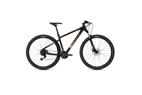 """Велосипед Ghost Kato Universal 27.5"""", рама S,шоколадно- коричневый, 2021"""