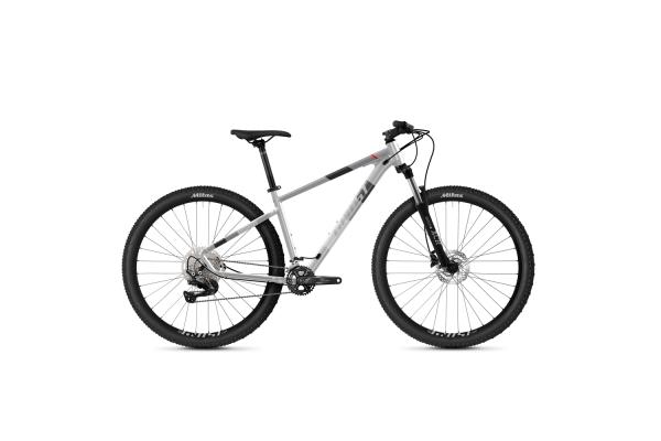 "Велосипед Ghost Kato Advanced 27,5"", рама M, серый, 2021"