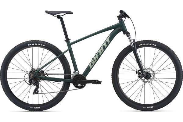 "Велосипед 29"" Giant Talon 4 зел Trekking"