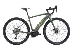 Велосипед Giant Revolt E+ Pro 25km/h Army М