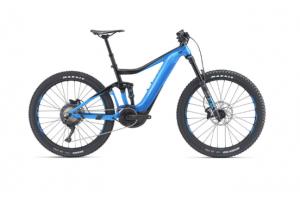 Электро Велосипед Giant Trance E + 2 Pro 25km / h черн. / Сын. M