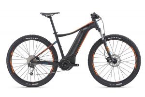 Электро Велосипед Giant Fathom E + 3 Power 29'er 25km / h черн. / Оранж. M