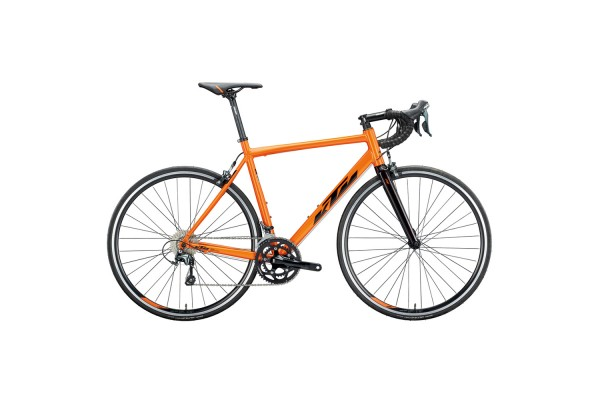 """Велосипед KTM STRADA 1000 28"""" orange (black), размер M"""