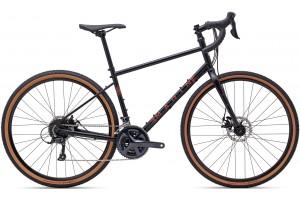 "Велосипед 28"" Marin FOUR CORNERS 2021 Satin Black/Red"