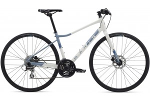 "Велосипед 28"" Marin TERRA LINDA 2 2021 Gloss White/Ash Blue/Deep Blue"