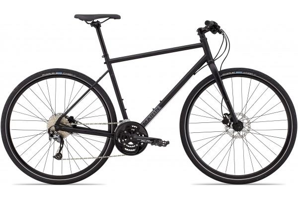 "Велосипед 29"" Marin MUIRWOODS 2021 Satin Black/Gloss Reflective Black"