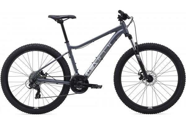 "Велосипед 27,5"" Marin WILDCAT TRAIL 1 WFG 2021 Satin Metallic Grey/Dark Silver/Light Silver"