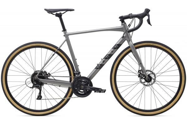 "Велосипед 28"" Marin LOMBARD 1 2021 Satin Charcoal/Reflective Black"
