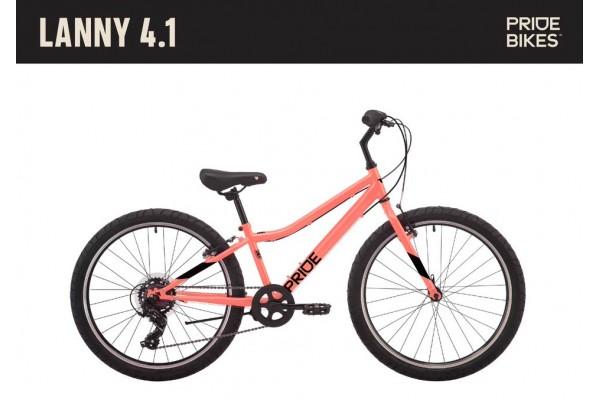 """Велосипед 24"""" Pride Lanny 4.1"""
