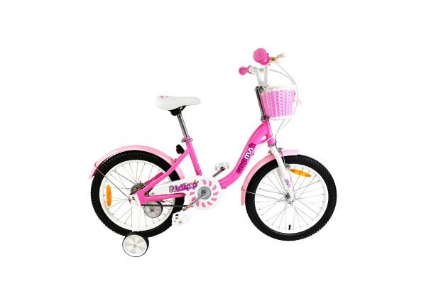 """Велосипед детский RoyalBaby Chipmunk MM Girls 16"""", OFFICIAL UA"""