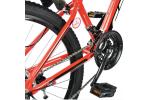 """Велосипед 24"""" RoyalBaby FEMA MTB 1.0, OFFICIAL UA, красный"""